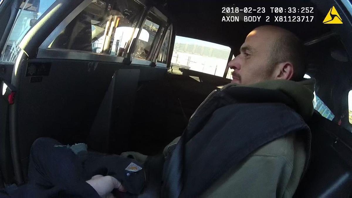 Driver Arrested After Stolen Vehicle Pursuit In Moses Lake - Stolen car