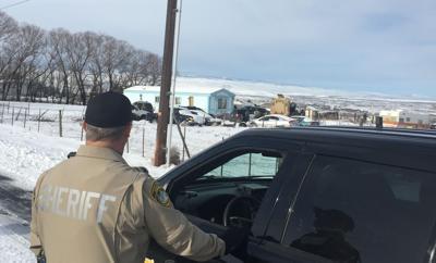 Suspects' arrest