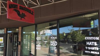 Video game store Angry Squirrelz closing for good later this month