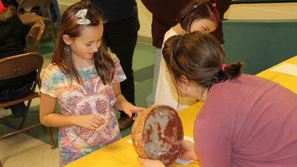 Empty Bowls painting scheduled for Sunday at Pybus Public Market