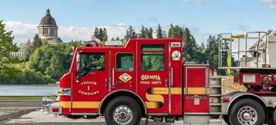 Olympia Fire Truck