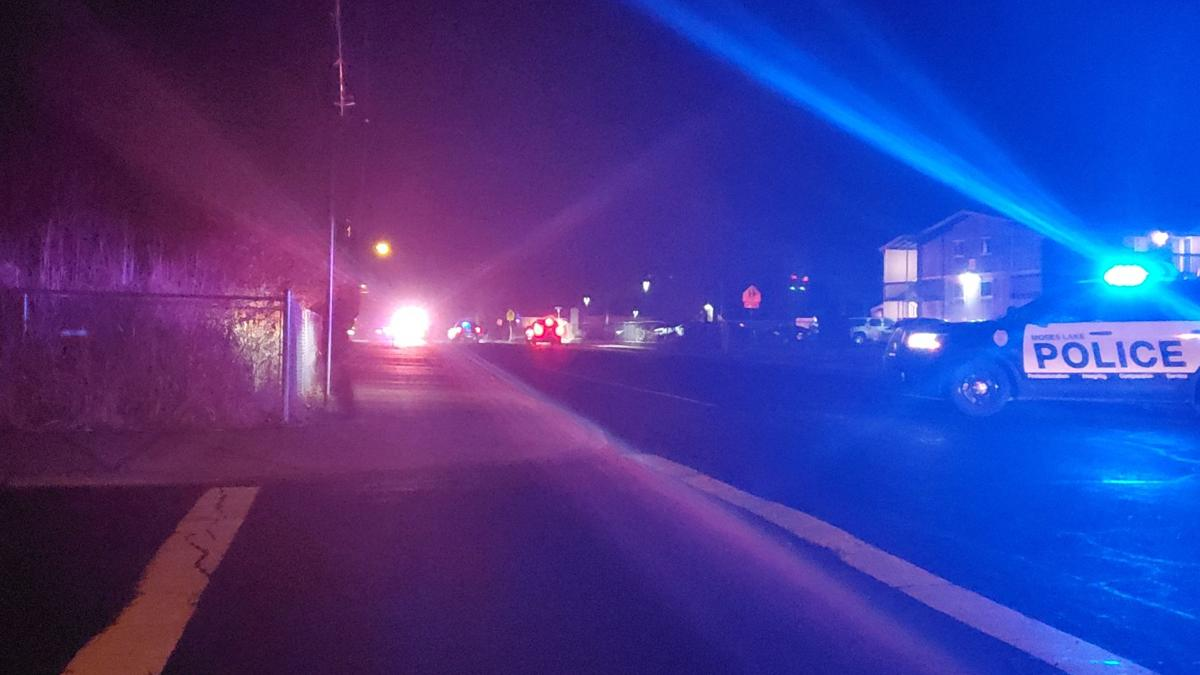 Pedestrian struck by vehicle in Moses Lake; police seeking witnesses