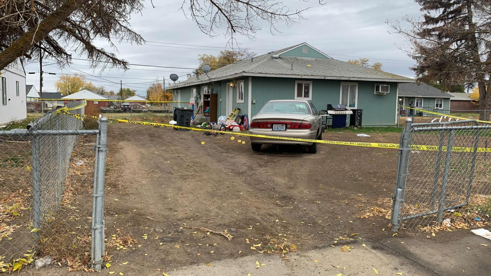 UPDATE: One dead in Sunday morning shooting near Moses Lake