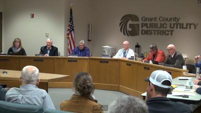 Grant PUD meeting