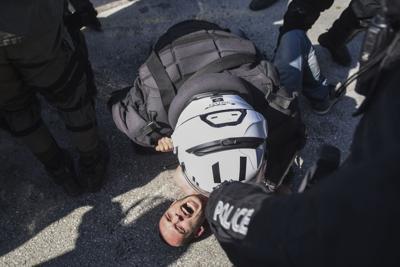 arrest force