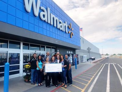 Walmart donates $3,000 to Othello School District | Columbia