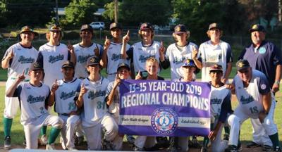 River Dogs 15U headed to Babe Ruth World Series | Columbia Basin
