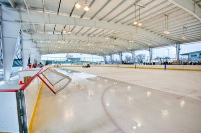 Moses Lake ice rink