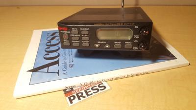 MACC shuts off public listening of dispatchers by radio encryption