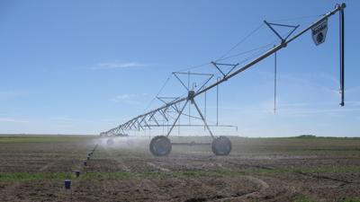 Irrigation district photo