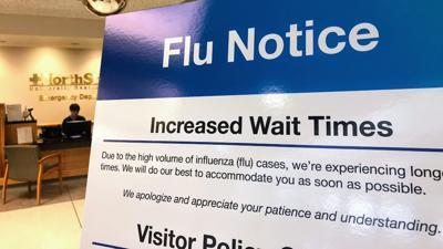 flu sign