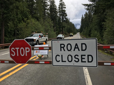 The gates on the North Cascades highway will open this week.