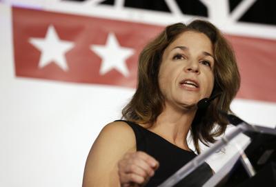 Washington Public Lands Commissioner Hilary Franz