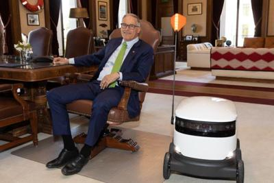 Delivery robots