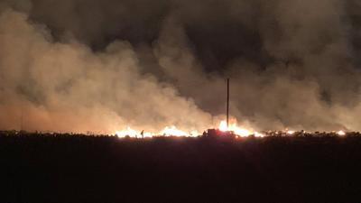 Powerline Fire