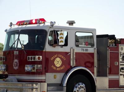 Grant County Fire District 7