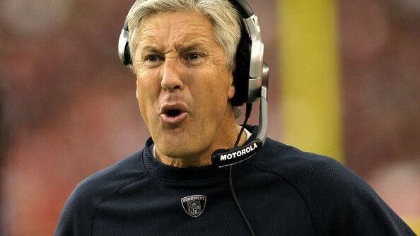 Seahawks Head Coach Pete Carrol and team fined $350,000 for violation of face-covering rules
