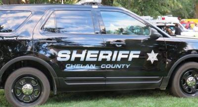 Chelan County Sheriff vehicle