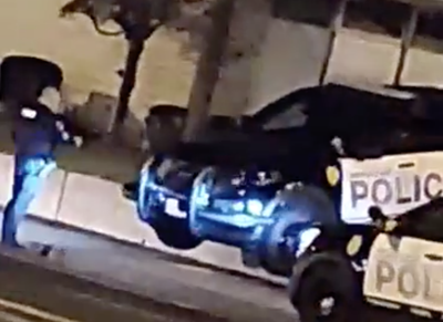 MLPD police suv