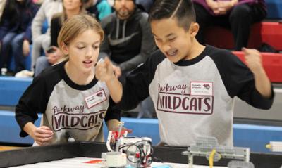 Lego Robotics Scrimmage Happening Tomorrow At Wenatchee Museum