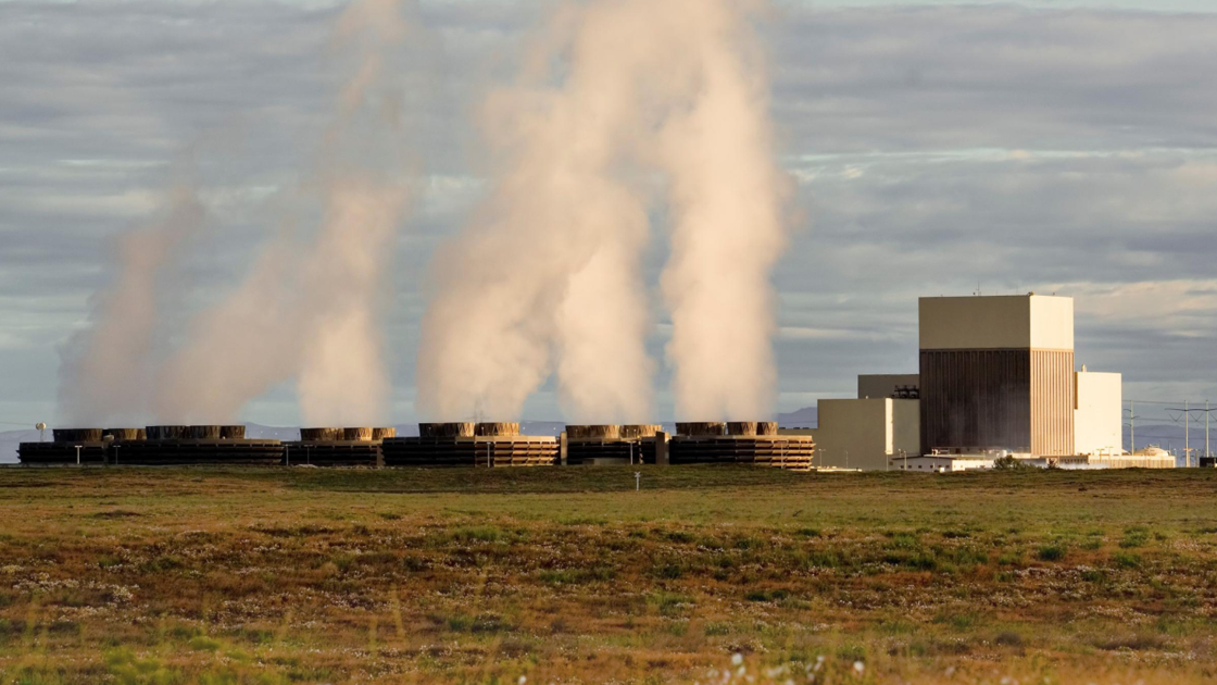 Experts concerned about earthquake potential at WA's only nuclear plant
