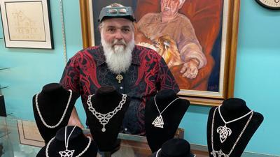 Nicholas Paul at Fredrick's Jewelry and Fine Gifts