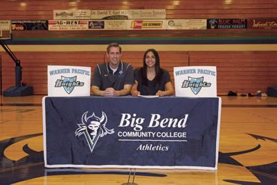 Big Bend basketball