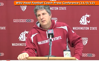 Mike Leach urges WSU students to take his class | Columbia