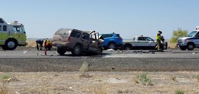SR 17 wreck