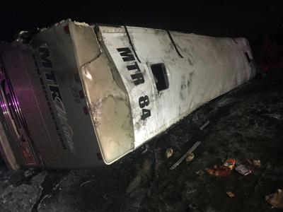 UW Bus Crash