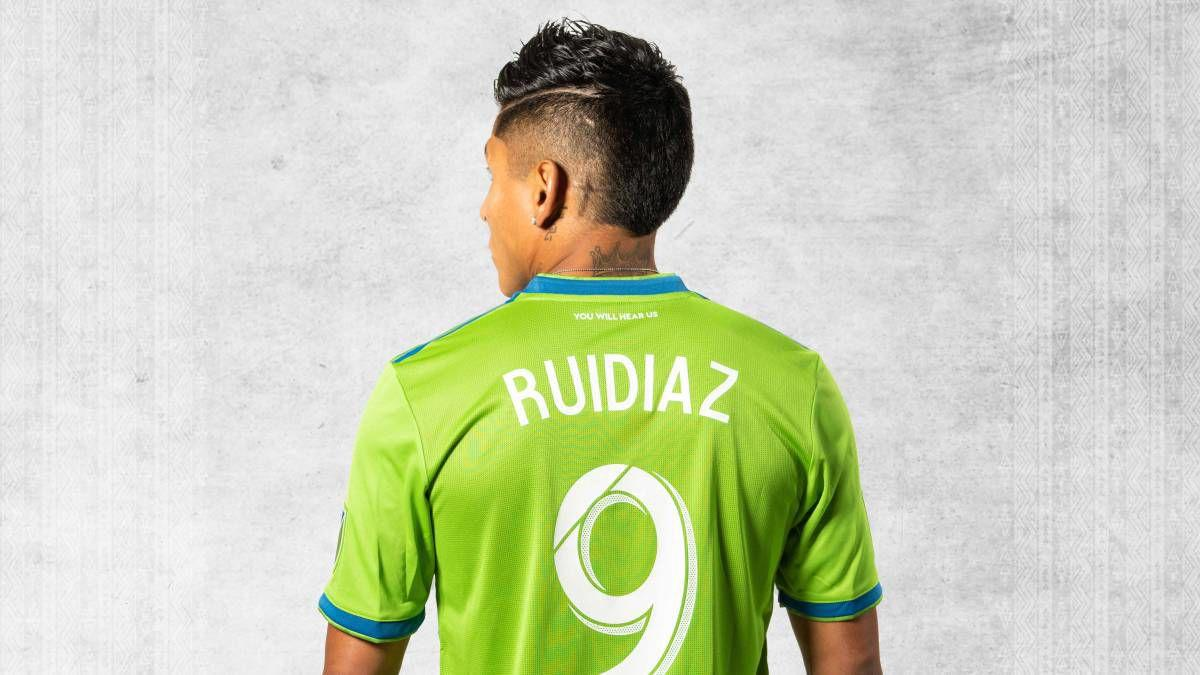 sale retailer 159ce 9feaa Raul Ruidiaz expected to make Sounders debut against MLS ...