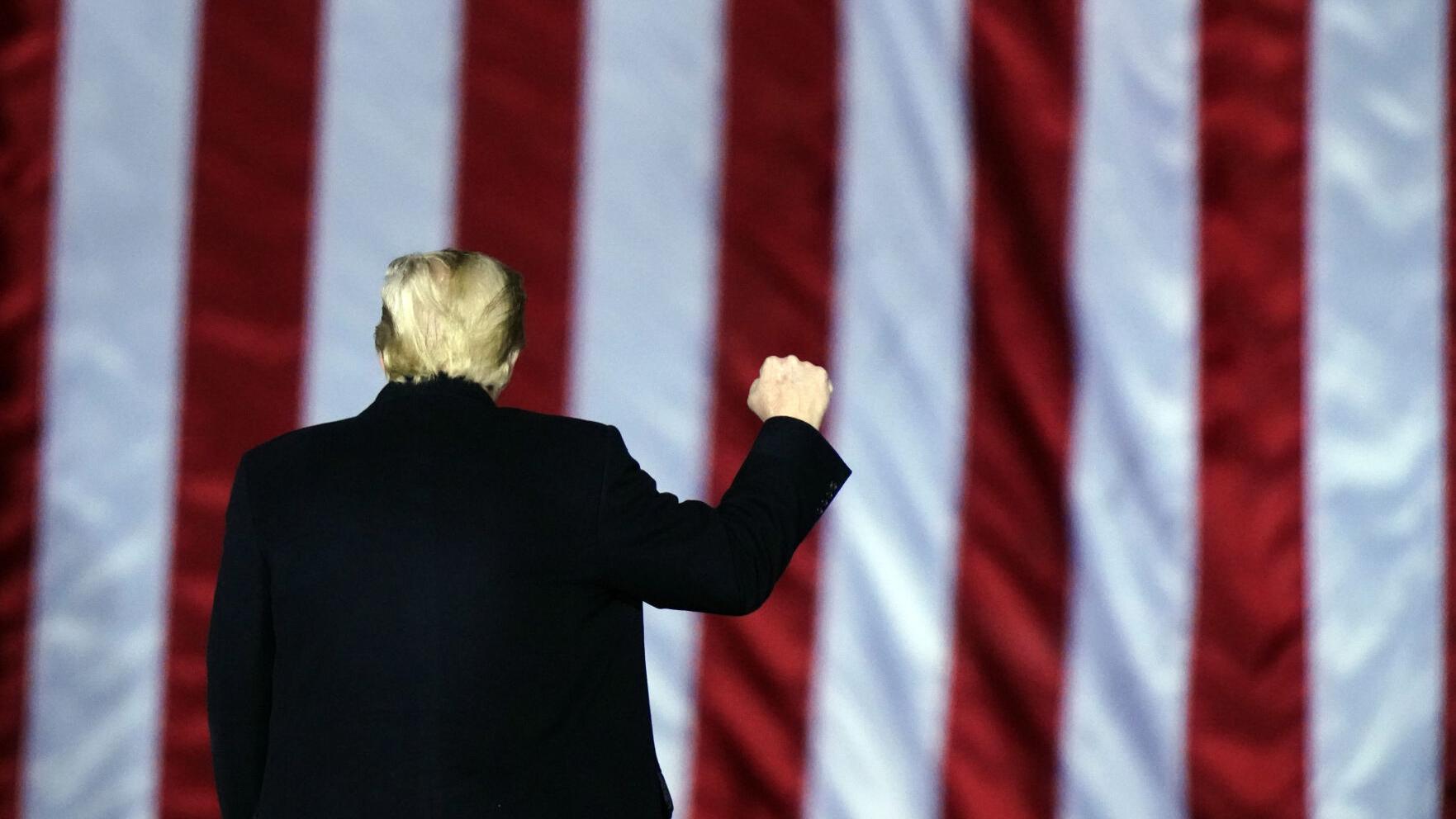 Republicans block measure demanding Pence act on Trump impeachment
