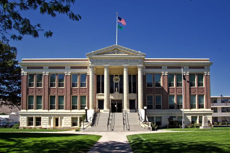 Grant County Courthouse