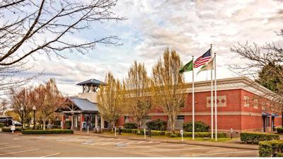 Shelton Civic Center City Hall