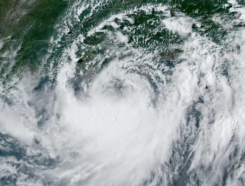 Tropical Storm Barry
