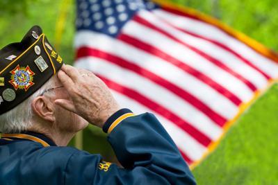 Memorial Day tributes set at Veteran's Memorial Park