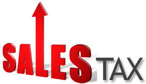 Image result for sales tax increase
