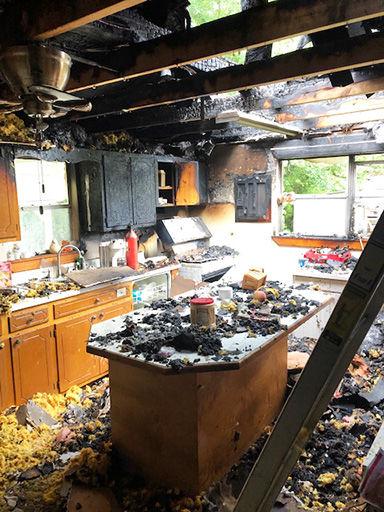 Ovett Fire June 8