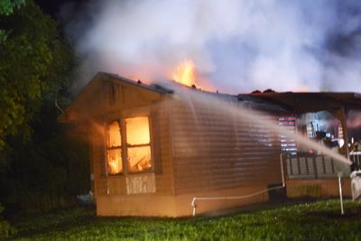 County Barn Road fire pic