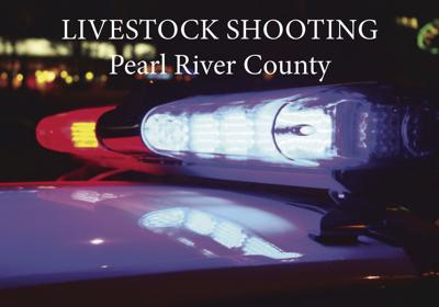Arrest in livestock shooting in Pearl River County