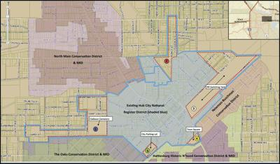 City Council give interim approval to expand Downtown Historic District