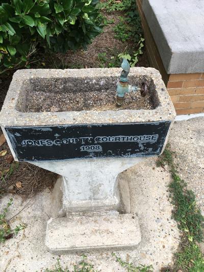 Ellisville Water Fountain
