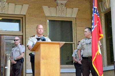 Sheriff Alex Hodge
