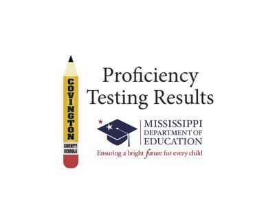 COVINGTON COUNTY SCHOOLS: MAAP Proficiency Testing Results