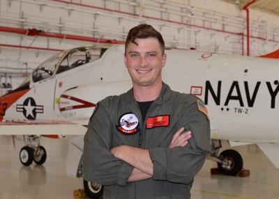 FEATURE: Seminary native trains to serve as the next generation of U.S. Naval Aviation Warfighters