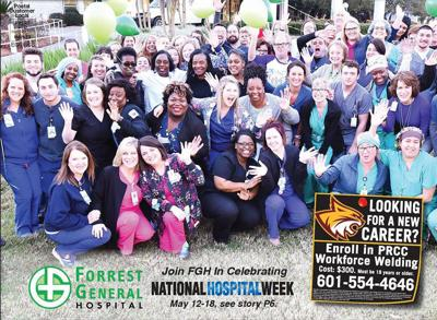 Forrest General To Celebrate National Hospital Week