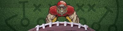 Football artwork