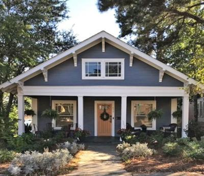 Tour of Homes - Holifield House