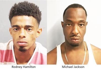 Police nab auto burglary suspects
