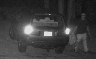 Police seek help in identifying grand larceny suspect